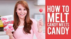 How to melt your Candy Melts nice and smooth. Tutorial on my tips and tricks to getting candy melts nice and smooth and ready for cake pops. (This video is n. Wilton Candy Melts, Nilla Cookies, Cupcake Cookies, Cake Decorating Techniques, Cake Decorating Tips, Cake Icing, Eat Cake, Cake Mix Cupcakes, Modeling Chocolate