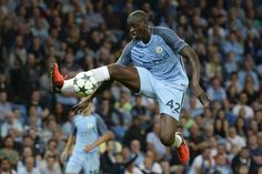 Guardiola Omits Toure From City Champions League Squad