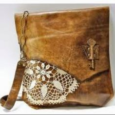 Boho purse! Very unique but there's something about it that I absolutely love!
