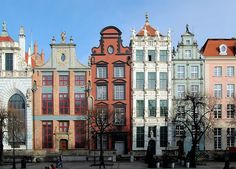 Gdansk Old Town (Poland)