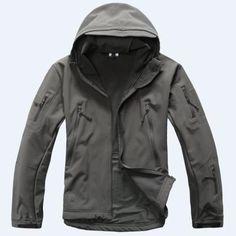 Premium Water/Windproof Men's Jacket