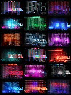 #Radiohead #InRainbowsTour