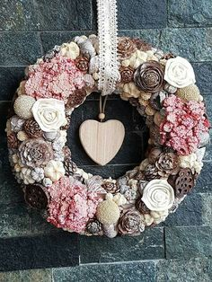 20 Sweet And Simple Valentine's Day Wreaths wreaths valentine sweet simple Valentine Day Wreaths, Be My Valentine, Christmas Wreaths, Wreath Crafts, Burlap Wreath, Hydrangea Wreath, Wedding Wreaths, Summer Wreath, How To Make Wreaths