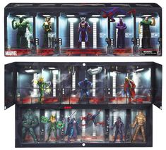 #2016SDCC #Hasbro+Exclusive #Marvel+Legends #McFarlane #Spiderman+Raft+Box+Set+Enchantress+Sandman