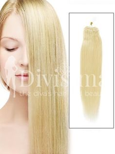 Extensie Par Blond Perla Microring Blond, Diva, Fashion, Beauty, Moda, La Mode, Fasion, Fashion Models, Trendy Fashion
