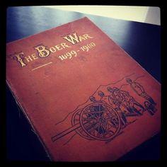 The #Boer War 1899-1900.