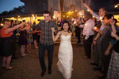 Beautiful Barn Wedding on the Santa Fe Trail