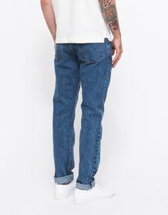 Patrick Ervell selvedge dad jeans