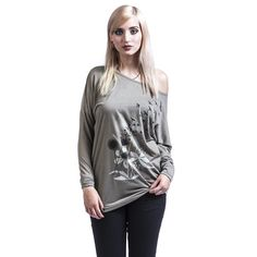 Innocent  Langarmshirt  »Flock« | Jetzt bei EMP kaufen | Mehr Casual Wear  Langarmshirts  online verfügbar ✓ Unschlagbar günstig!