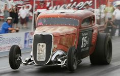 Afternoon Drive: Hot Rods & Rat Rods (32 Photos) A hot rod is a specific type of automobile that has been modified to produce more power for racing straight ahead. The hot rod originated in the early...