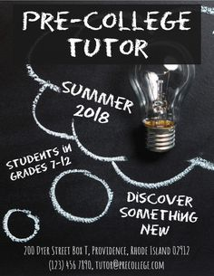 Copy of Summer tutoring flyer advertisement template Advertisement Template, Flyer Template, Poster Templates, Educational Board Games, Educational Toys, Tutoring Flyer, Education Clipart, What Is Fashion Designing, Education And Development