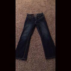 BKE Denim Drew Barely worn! BKE Jeans Flare & Wide Leg