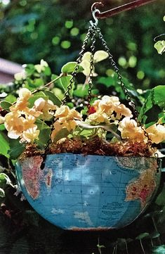 Creative Gardens Containers Idea | Creative Container Gardening |