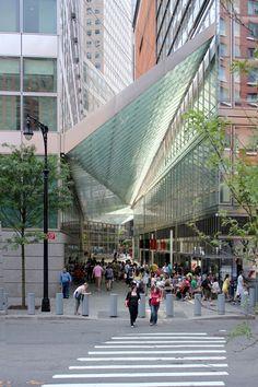 Goldman Sachs Arcade Canopy