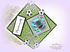 MagicArt / Naroden. pozvánky - Futbalista Sebko Birthday Invitations Kids