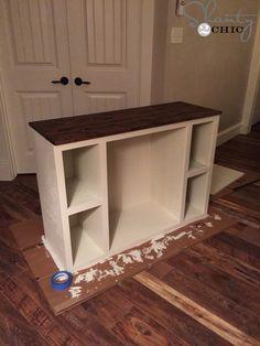 DIY Shoe Storage w/ Plans