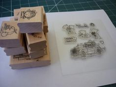 fyi how to care for, clean and store stamps to get the most out of them