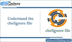 Understand the chefignore file | scmGalaxy  The chefignore file is used to tell knife which cookbook files in the chef-repo should be ignored when uploading data to the Chef server. If you want to read full article then click the link.  #Chef #chefignore #DevOps #DevOpsTools #Tutorials #DevOpsSchool #scmGalaxy