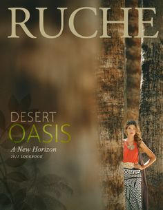 ruche just released their 2011 lookbook. inspiration for late summer and fall attire :)