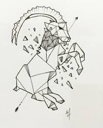 Resultado de imagen para cabra geometrica