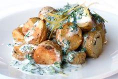 Roasted fingerling potatoes, Fingerling potatoes and Potatoes on ...