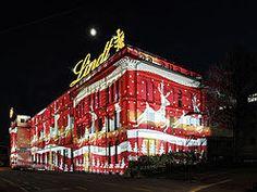 Lindt Factory, Zurich ♥♥♥