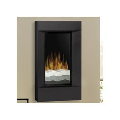 Found it at AllModern - Recessed / Wall Mounted Electric Fireplace