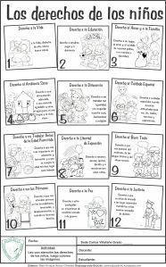 Guía para desarrollar con los niños de básica primaria, sobre los derechos del niño. Elaborada por: Mario Enrique Henao Cifuentes – Docente Normal Superior Descargar en PDF