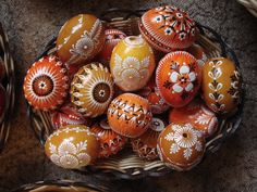 easter eggs, private tours in slovakia, slovak traditions tour,