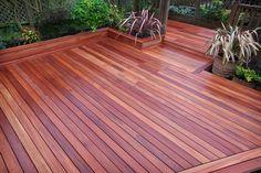 Hardwood Lyptus decking from Wooden Supplies £5.87- £6.37 per board ...