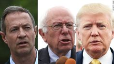 O'Malley connects Sanders' surge to Trump's - CNNPolitics.com  Let's prove O'Malley to be WRONG about Bernie!!!