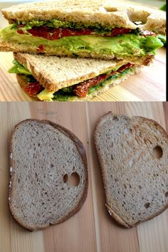 This vegan avocado sandwich is the perfect cold vegan sandwich for packed lunches, quick breakfast, or anytime you want some creamy avocado goodness. It comes together in just a few minutes but feels Vegan Avocado Recipes, Avocado Sandwich Recipes, Vegetarian Sandwich Recipes, Vegan Recipes Videos, Healthy Sandwiches, Pesto Sandwich, Quick Vegan Recipes, Vegan Sandwich Filling, Guacamole