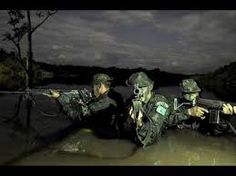 at night....Surveillance night army Brazilian saving our nation , first night of surveillance of soldiers