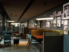 Die Chefs von Dsquared² eröffneten, zusammen mit Dimore Studio, ihr eigenes Lieblingslokal in Mailand – das Ceresio 7. AD zeigt Ihnen das Restaurant.