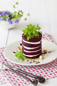 I just love tower salads, I think they even taste better because of their unique presentation. I already have two tower salad recipes with...