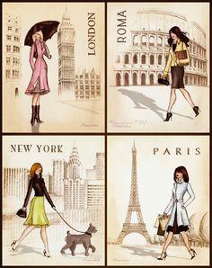 Коллекция картинок: Модное ассорти....