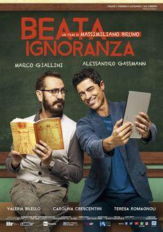 Beata ignoranza, scheda del film di Massimiliano Bruno con Alessandro Gassmann e Marco Giallini, leggi la trama e la recensione, guarda il trailer, trova il cinema.