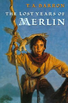 The Lost Years Of Merlin (The Lost Years of Merlin, #1)