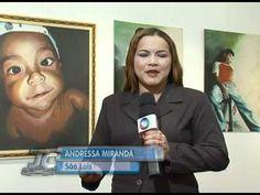 Exposição Perfil Arte homenageia o artista Maciel de Jesus Amorim Pinheiro