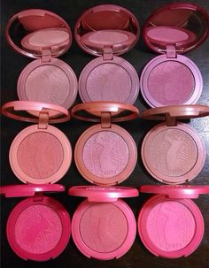 Do you own @tarte's Amazonian Clay Blush? What is your fave shade? Check out more here > http://bit.ly/15dtdy1  #makeup #Makeuptalk #tarte #blush #musthave  Photo from Pinterest