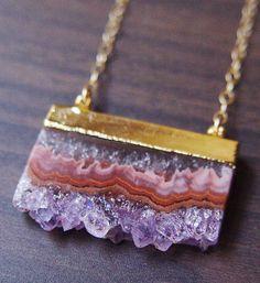 precious stones necklace