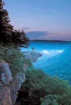 Well, I can definitely make this happen. Whitacker Point, Arkansas, USA