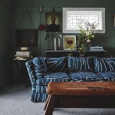 Modern Victorian Style: Furniture + Our Favorites Roundup - Emily Henderson Living Room Green, Living Room Bedroom, Living Room Furniture, Living Room Decor, Living Rooms, Bedroom Decor, Living Area, Living Spaces, Victorian Style Furniture