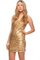 Sequined Sweetheart Dress $27.80