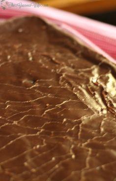 Chocolate Texas Sheet Cake | The Gracious Wife