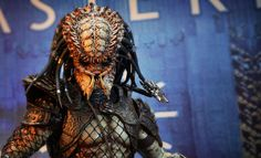 Share this with your friends and receive a $15 promo code. Click here to write your message. Predator City Hunter Predator Sixth Scale Figure