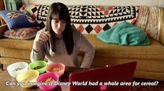 """When she had this brilliant thought during a video chat with Ilana. 