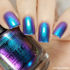 Tonic Polish Spectre Secrets and Soulmates Collection Swatches and Review