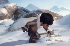Tuurngait, c'est un adorable court-métrage avec un petit Inuit trop mignon, son père vachement sympa et un oiseau un peu méchant. Les films d'animation de Noël ne me tentent pas plus que ça cette année, et ça me frustre très fort : c'est un peu un rituel pour moi d'aller au cinéma à peine décembre [...]