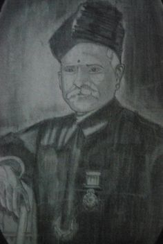 Raja Ravi Varma  By Sreejesh